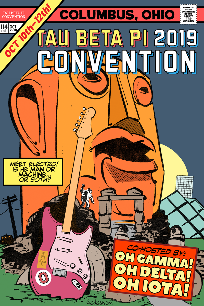 Convention Logo 2019